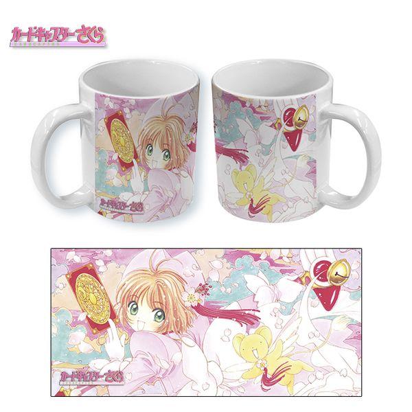 Taza Cardcaptor Sakura Joy in Pink