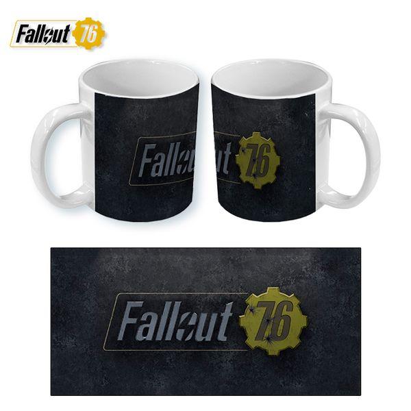 Taza Fallout 76 Wall