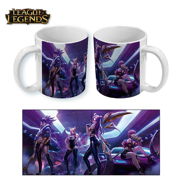 Taza League of Legends KDA Group