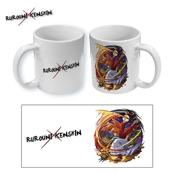 Rurouni Kenshin Mug Kenshin Attack