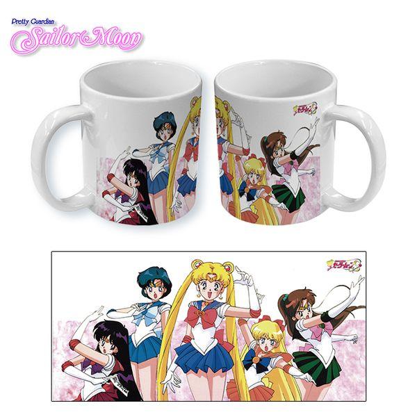 Taza Sailor Moon Group