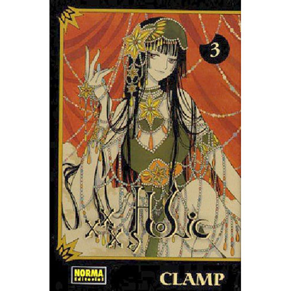 XXXHolic #03 Manga Oficial Norma Editorial