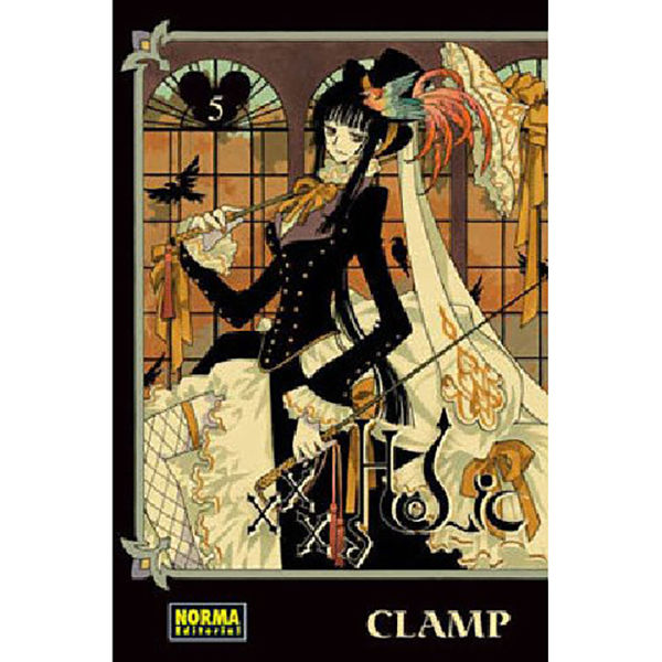 XXXHolic #05 Manga Oficial Norma Editorial