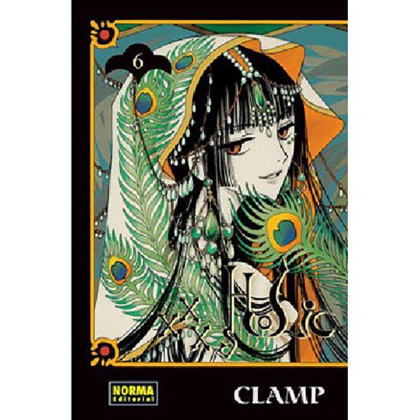 XXXHolic #06 Manga Oficial Norma Editorial