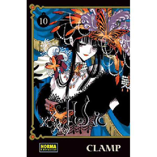 XXXHolic #10 Manga Oficial Norma Editorial