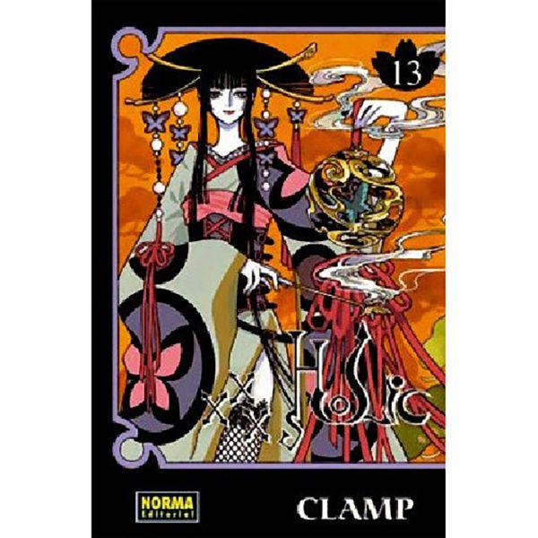 XXXHolic #13 Manga Oficial Norma Editorial