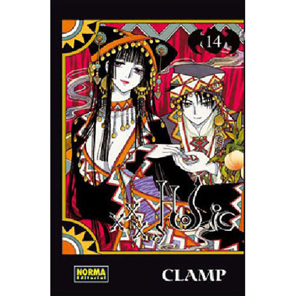 XXXHolic #14 Manga Oficial Norma Editorial