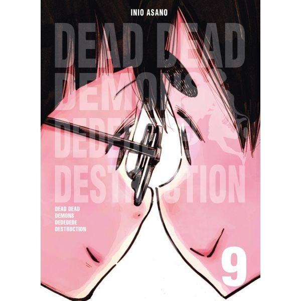 Dead Dead Demons Dededede Destruction #09 Manga Oficial Norma Editorial