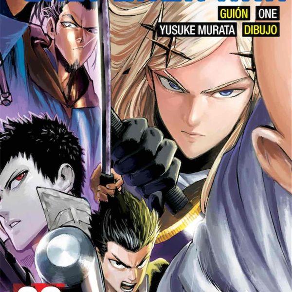 One Punch Man #20 Manga Oficial Ivrea