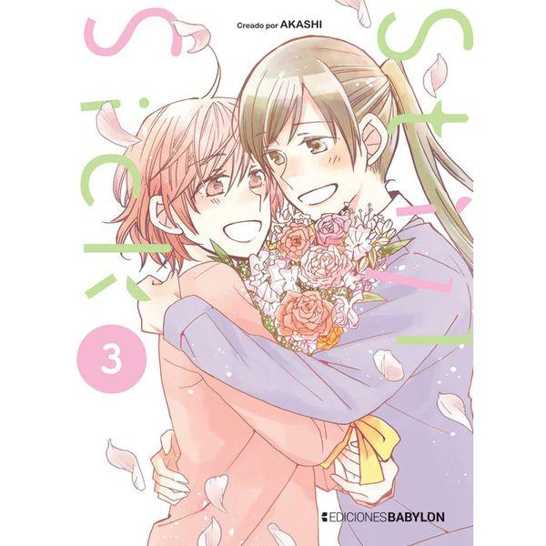 Still Sick #03 Manga Oficial Ediciones Babylon (Spanish)