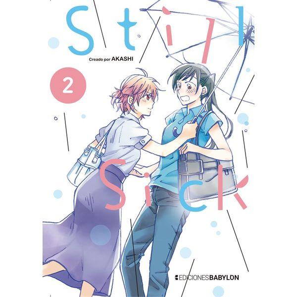 Still Sick #02 Manga Oficial Ediciones Babylon (spanish)