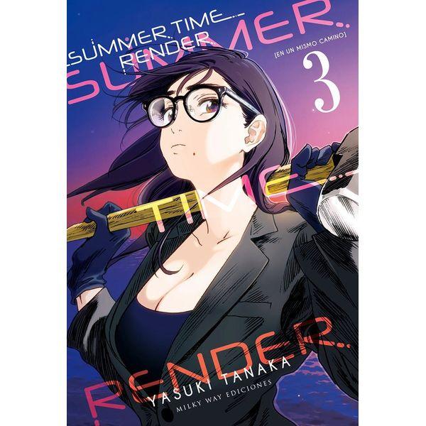 Summer Time Render #03 Manga Oficial Milky Way Ediciones