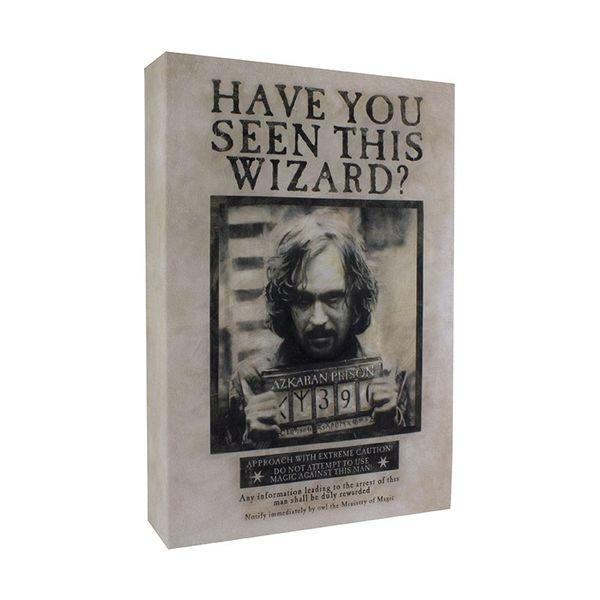 Luminart Lamp Harry Potter Sirius Black