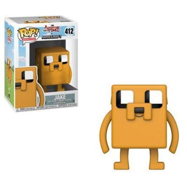 Funko POP! Jake Hora de Aventuras Minecraft | Kurogami Tienda de ...