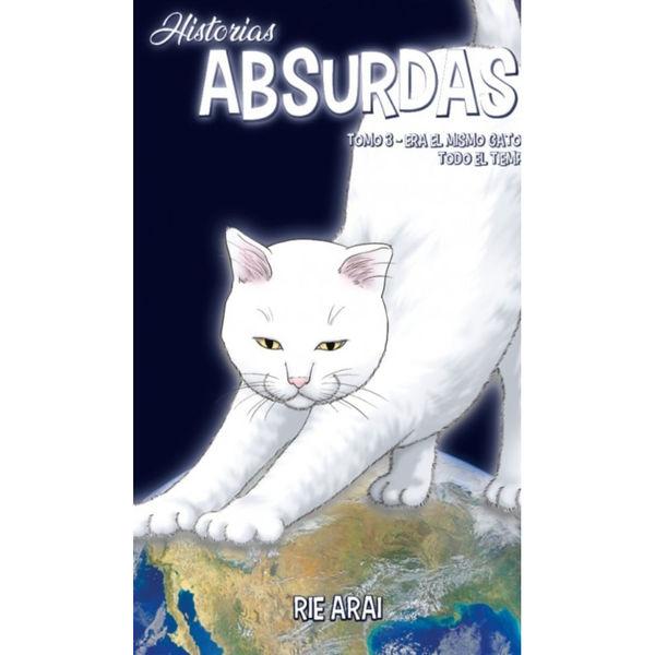 Historias Absurdas #03 Manga Oficial Fandogamia Editorial (English)