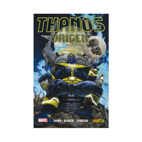 Comic Thanos Rising 1-5
