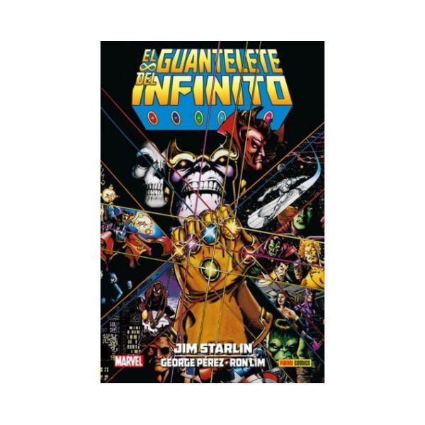 Comic El Guantelete del Infinito
