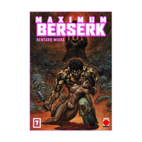 Maximum Berserk #07 Manga Oficial Panini Manga