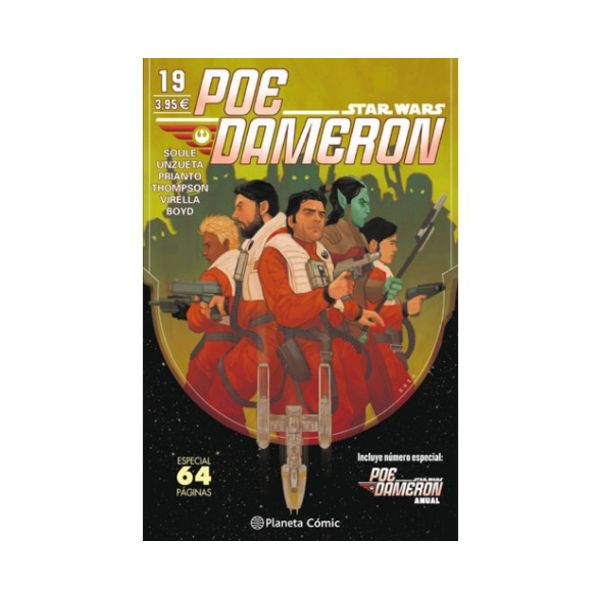 Comic STAR WARS: POE DAMERON 19