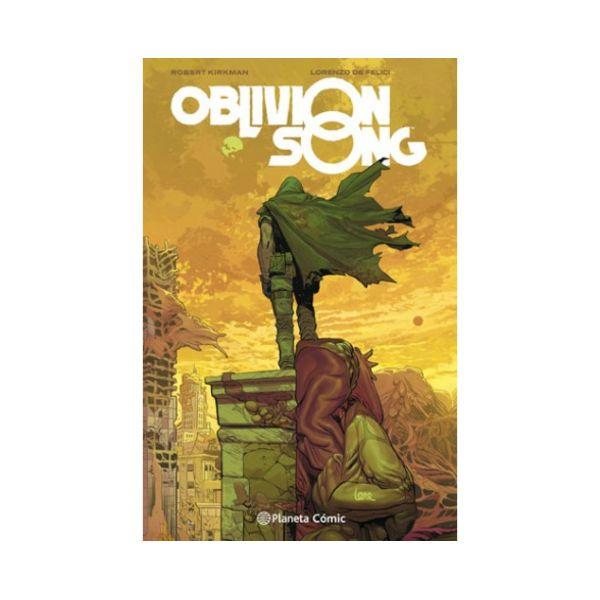 Comic Oblivion Song 1-6
