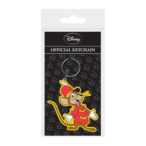 Dumbo Keychain Timothy Q Mouse Disney