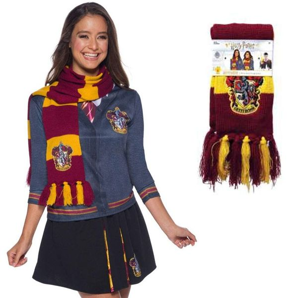 Gryffindor Scarf Harry Potter Official Product