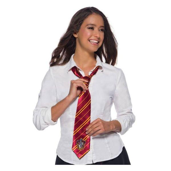 Corbata Gryffindor Harry Potter Replica Oficial