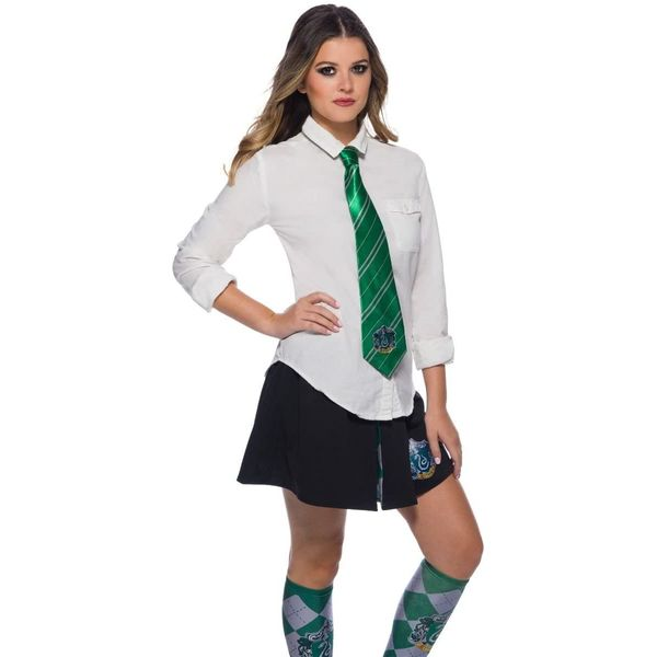 Slytherin Tie Harry Potter Official Product