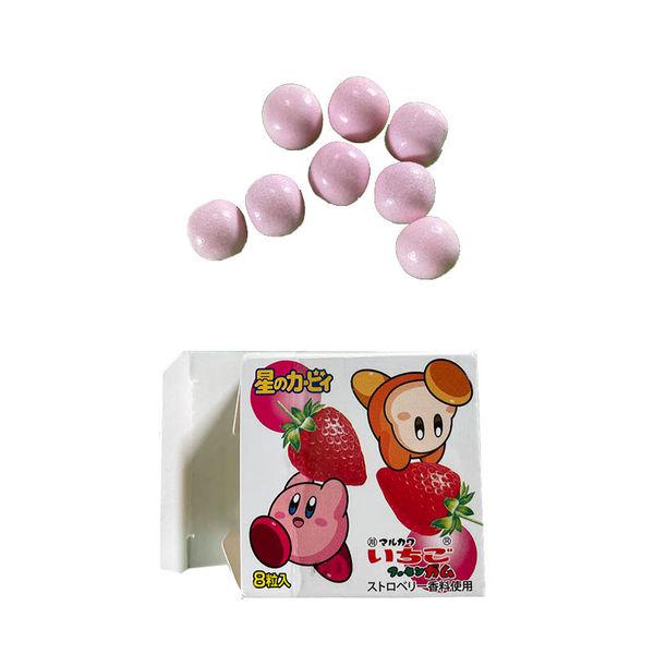 Chicles Kirby Marukawa Sabor Fresa