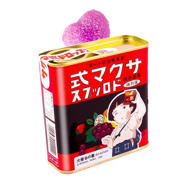 Caramelos Sakuma Drops La Tumba de las Luciernagas