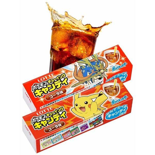 Caramelos Masticables Pokemon sabor Cola Lotte (Regalo no valido con reservas)