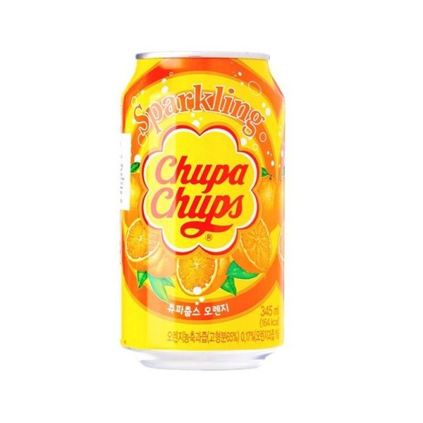 Chupa Chups Orange Sparkling Soda