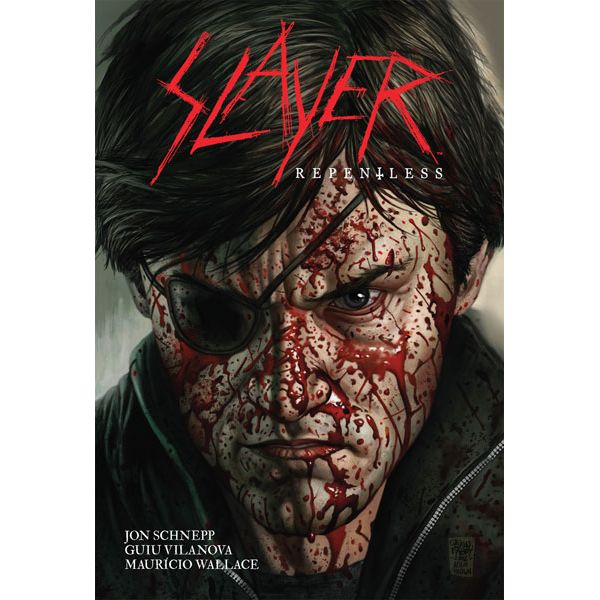Comic Slayer: Repentless