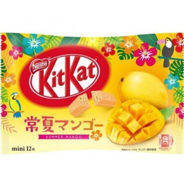 Bolsa de Kit Kat Mini sabor Mango