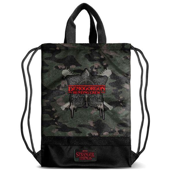 Demogorgon Stranger Things Gym Bag with Handles