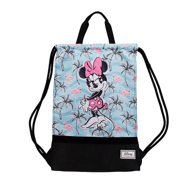 Mochila Saco Minnie Mouse Tropic Disney