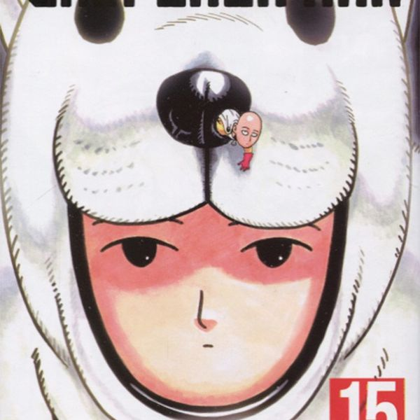 One Punch Man #15 Manga Oficial Ivrea