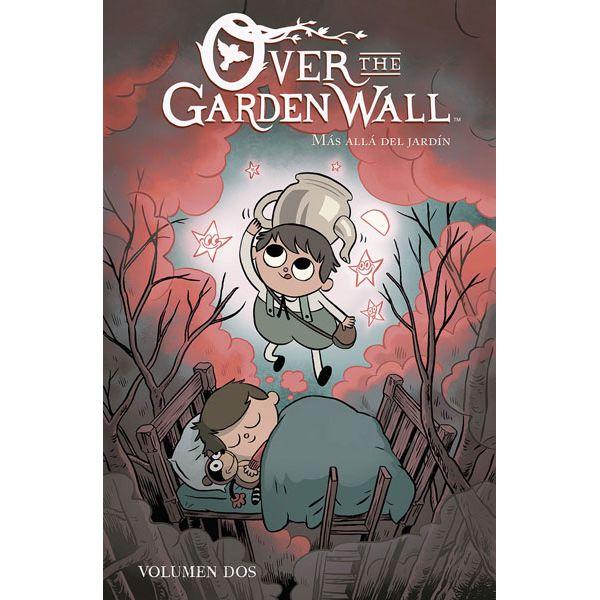 Over the Garden Wall Más Allá del Jardín #02 Manga Oficial Norma Editorial
