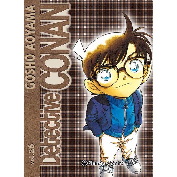 Detective Conan Ed. Kanzenban #26 Manga Oficial Planeta Comic (spanish)