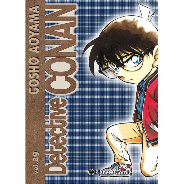 Detective Conan Ed. Kanzenban #29 Manga Oficial Planeta Comic