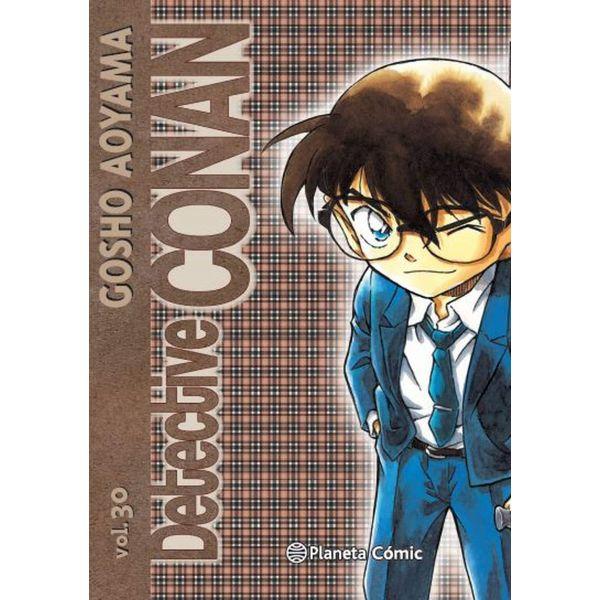 Detective Conan Ed. Kanzenban #30 Manga Oficial Planeta Comic