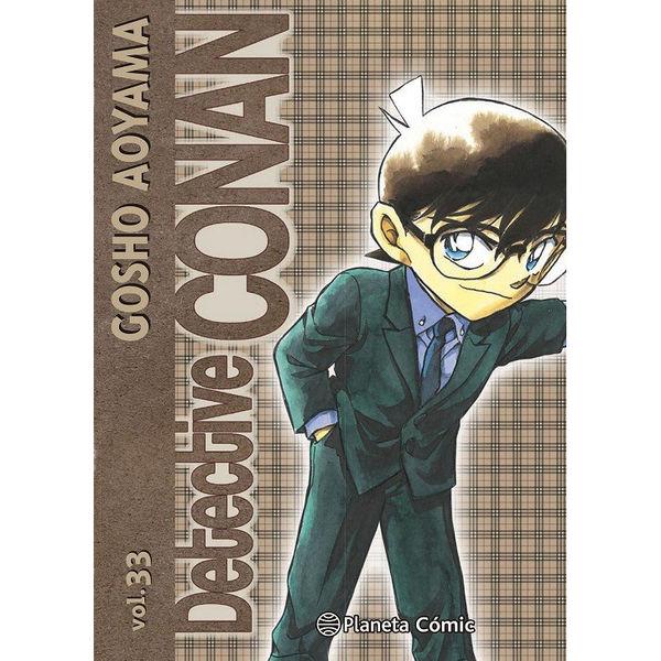 Detective Conan Ed Kanzenban #33 Manga Oficial Planeta Comic (Spanish)
