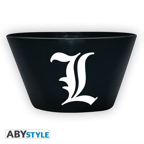 Death Note Ryuk Ramen Bowl Original Manga Anime