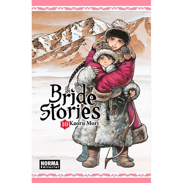 Bride Stories #10 Manga Oficial Norma Editorial