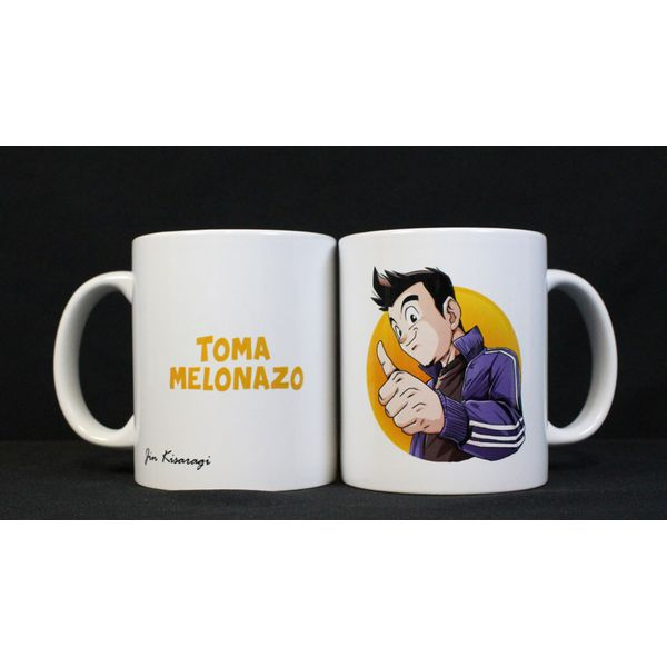 Taza Jin Kisaragi - Toma Melonazo