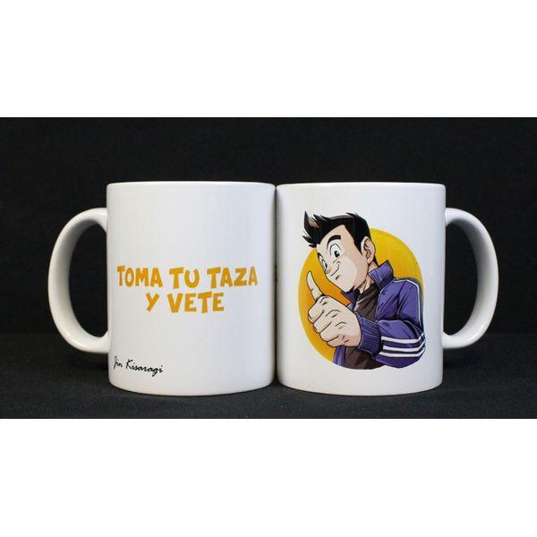 Jin Kisaragi Mug - Toma Tu Taza y Vete