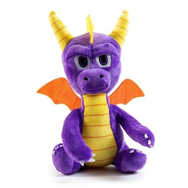 Phunny Spyro Plush Spyro The Dragon