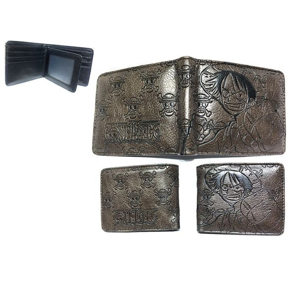Luffy Punch Wallet One Piece