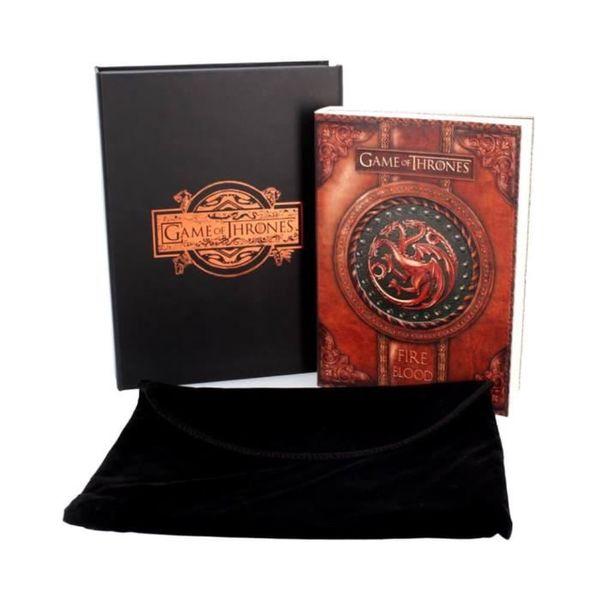 Cuaderno Fire And Blood A5 Juego de Tronos