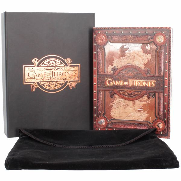 Seven Kingdoms Journal A5 Game Of Thrones
